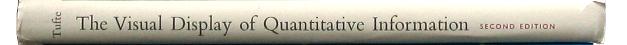 Edward R. Tufte - The Visual Display Of Quantative Information