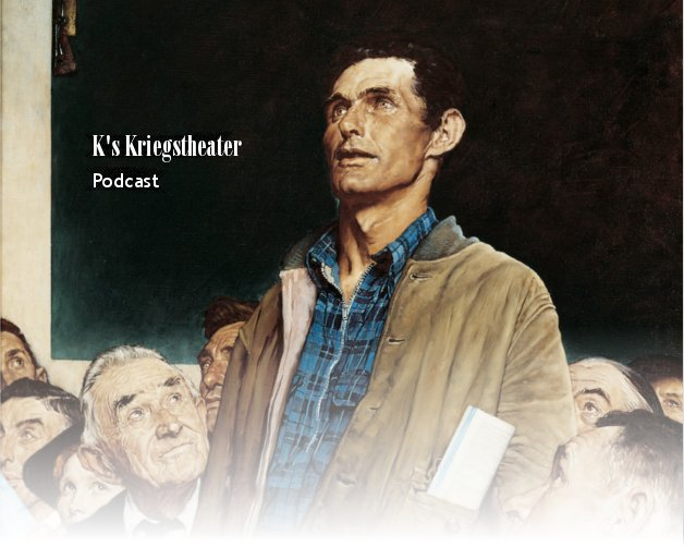 Kriegstheater Podcast